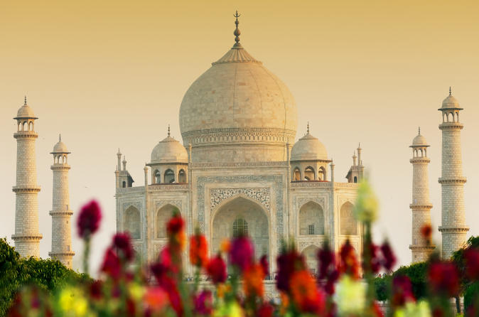 Padma Holidays Taj Mahal Day Tour Packages