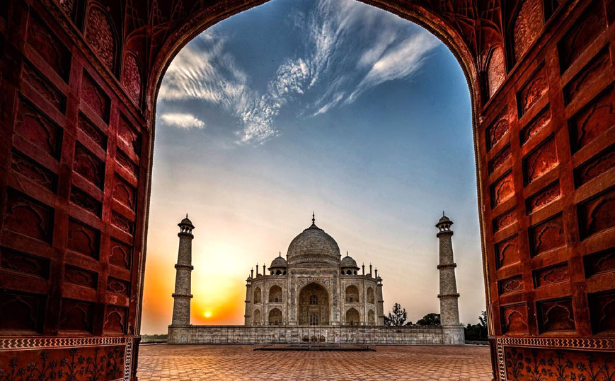 One Day Tajmahal Tour Package