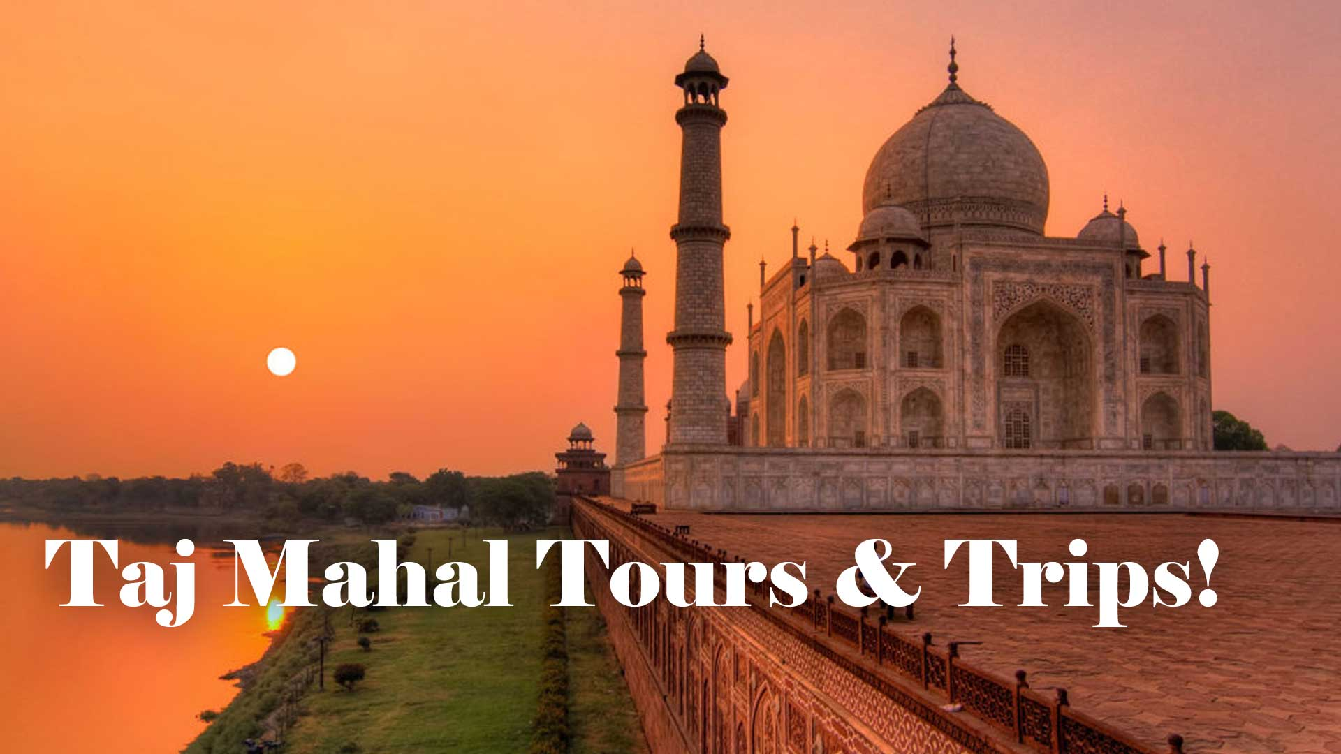agra day trip packages